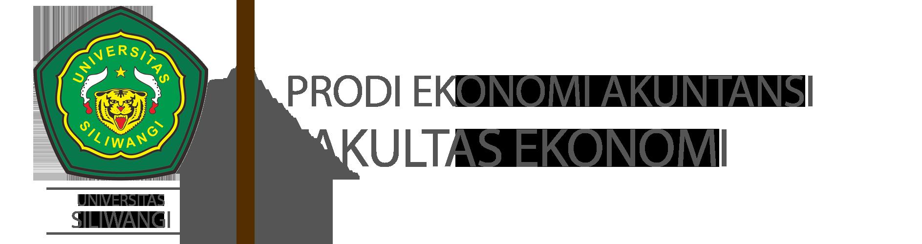 Website Resmi Prodi Akuntansi Universitas Siliwangi